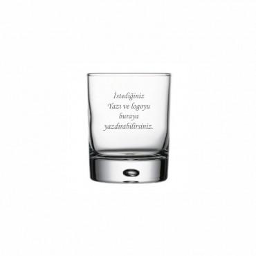 Kişiye Özel Logo İşleme Dixon Viski Kadehi