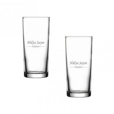 Örgü Desenli Rakı Bardağı