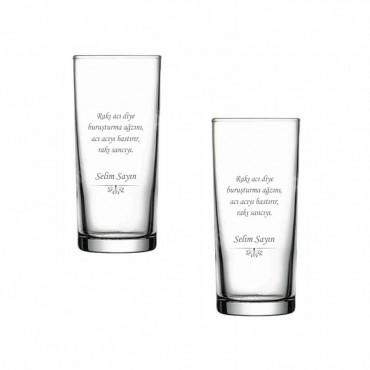 Ortam Rakı Bardağı