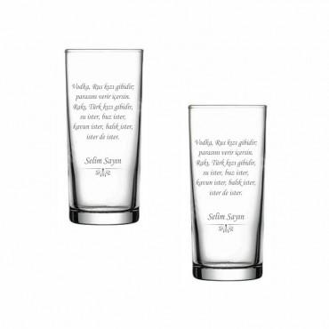 Her Telden Rakı Bardağı