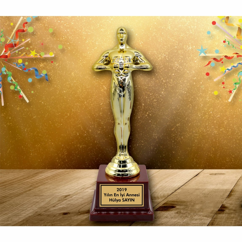 Kişiye Özel Oscar Ödülü