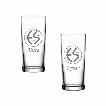 Eskişehirspor Rakı Bardağı