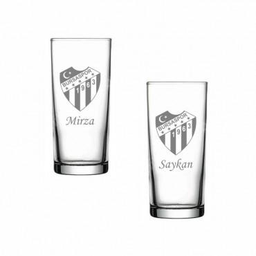 Bursaspor Rakı Bardağı